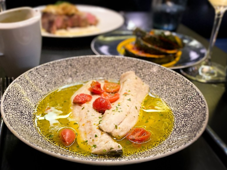 Grazie Brad Johnson (OC Register) for Making our Acqua Pazza a Top 20 Dish for 2019