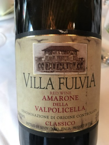 Bello Wine Video with Master of Wine Peter Koff: Villa Fulvia Amarone