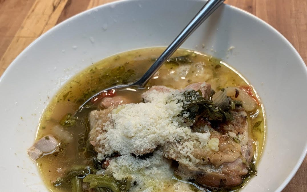 Announcing Bello Special Soups and Stews: Gormmet Italian Comfort Food